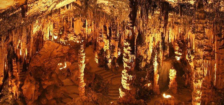 höhlen ausflüge auf mallorca
