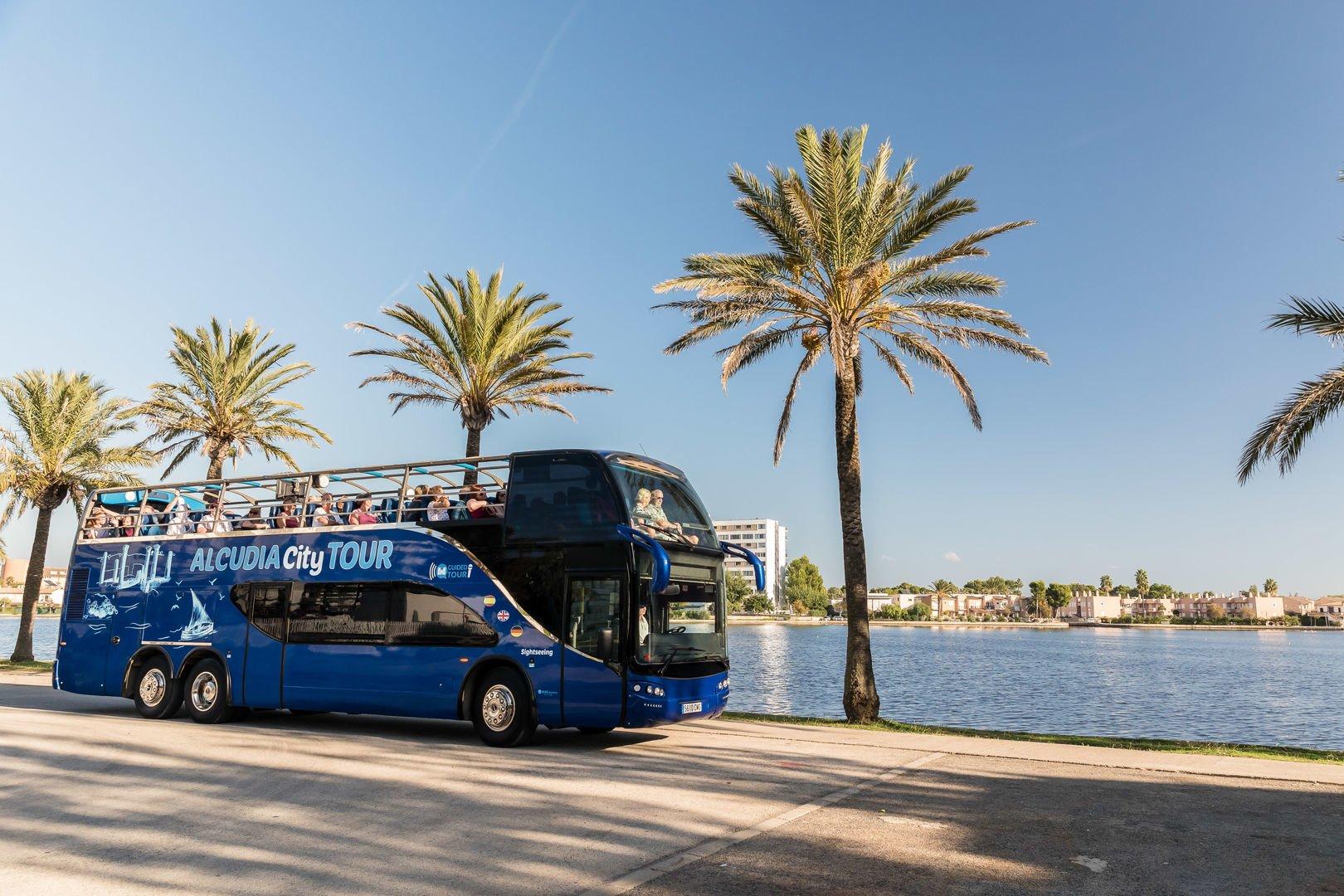 alcudia bus