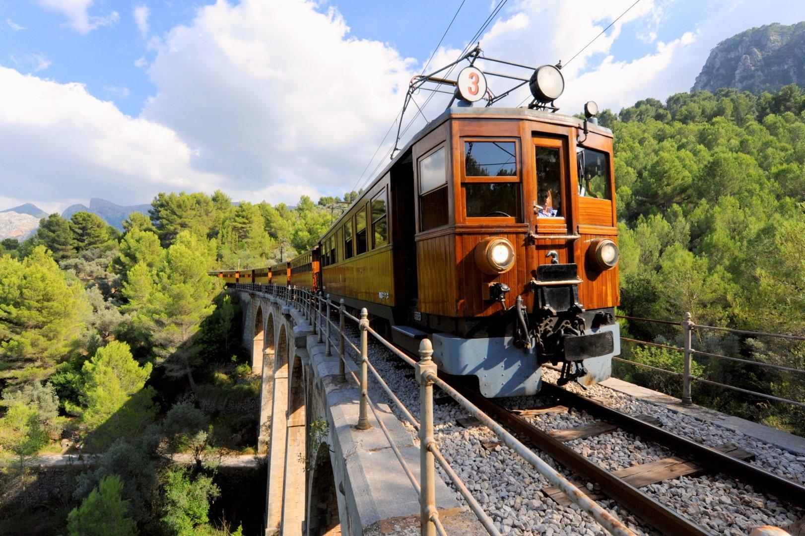 Soller tren