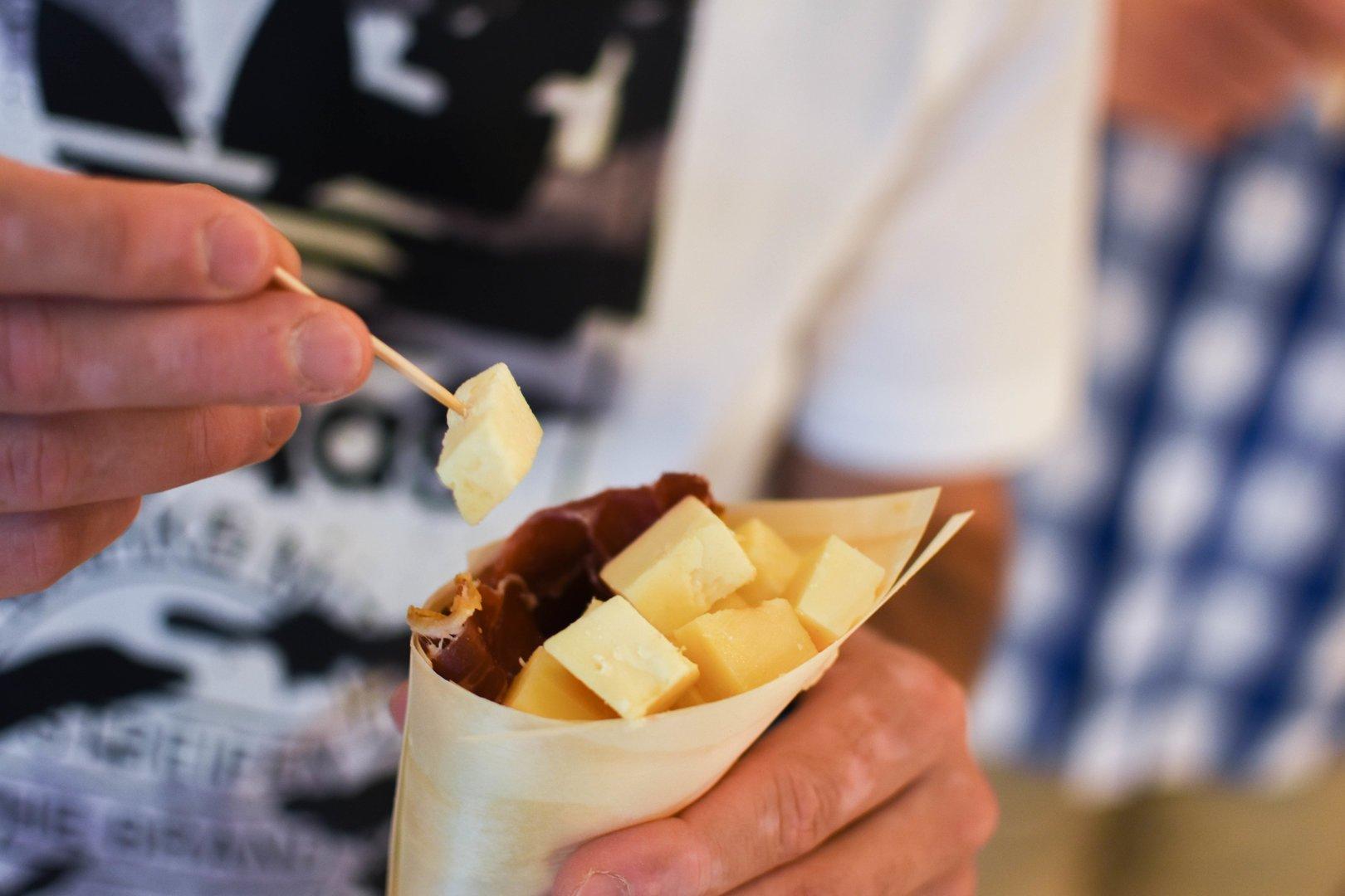 local comida de Mallorca