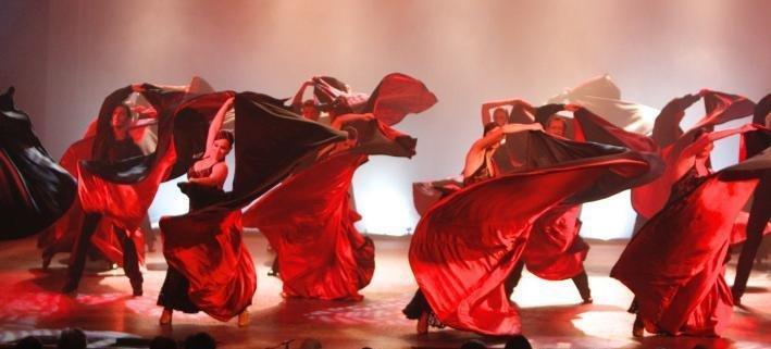 Show de flamenco en Mallorca