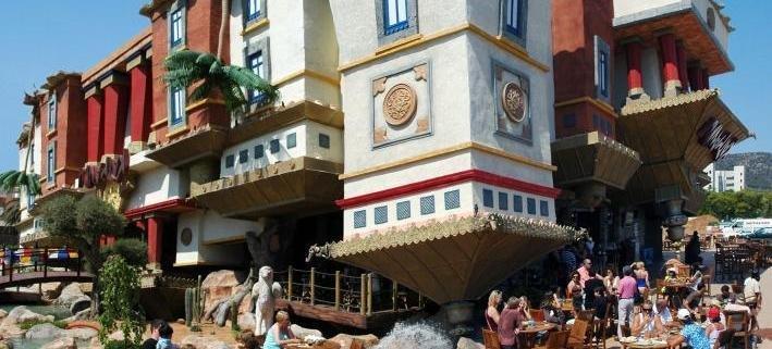 Katmandu la casa al revès