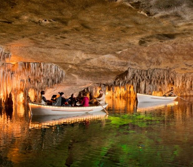 private visit to the caves of drach