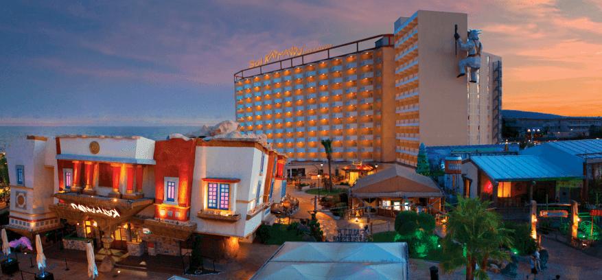 Katmandu parc and hotel sol